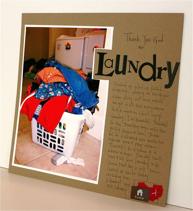 Laundry LO