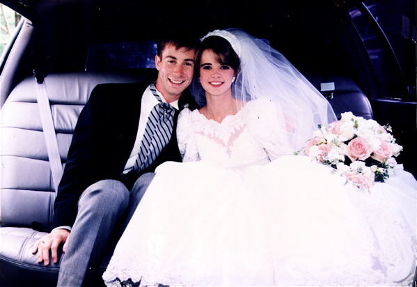 Wedding scan